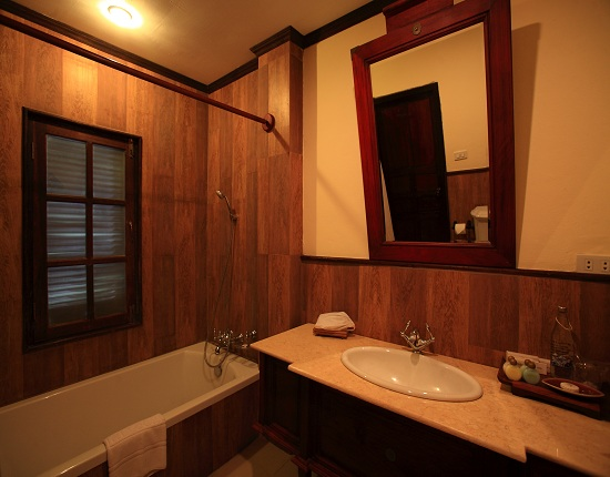 Bathroom for Deluxe room