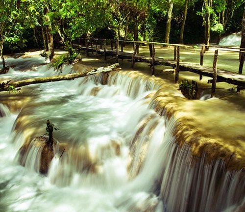 Tadsae Waterfall